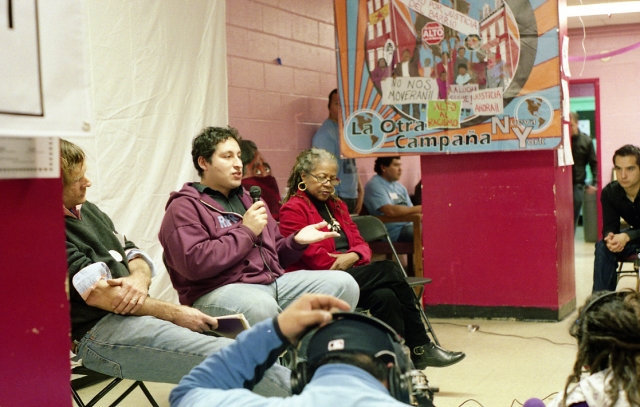 NYC Panel Against Displacement